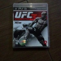 BD PS3 UFC 3 Undisputed