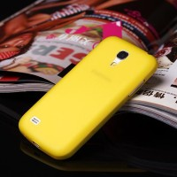 Case Cover For Samsung S4 Mini Warna Kuning