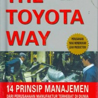The Toyota Way - Erlangga - 14 prinsip manajemen