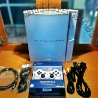 PS3 FAT CFW 500GB Full Game - [White]
