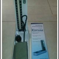 Tensi Darah Corona / Alat untuk mengukur tekanan darah tinggi / rendah