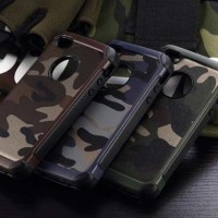 Shockproof Case Army Series PC + TPU IPHONE 4 / 4S