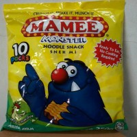 Mamee Monster Noodle Snack Chicken Flavour 250 gram