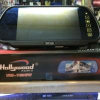 harga paket tv spion layar 7 inci free/gratis camera mundur Tokopedia.com