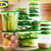 harga IKEA PRUTA Food Container - 17 pcs Tokopedia.com