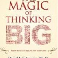 Buku The Magic of Thinking Big. David J. Schwartz, PH.D.