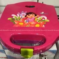 Toaster Dora Bakar Roti Dora Pemanggang Roti Gambar Dora Princess