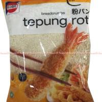 Tepung Roti Kobe Crispy Bread Crumbs Tepung untuk Garing Kriuk Pedas