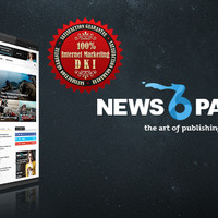 Newspaper Premium Theme Wordpress V.6.7   +Bonus