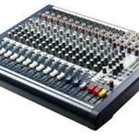 mixer Soundcraft MFX 12. Full 12 Chanel
