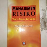 manajemen risiko by irham fahmi