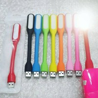 USB LED Light Emergency Lamps Portable Lampu Baca Laptop Surabaya