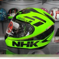 harga New!! Helm NHK Gp 1000 Green florence Tokopedia.com