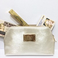 SKII White Makeup Pouch