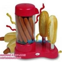 Sausage Hot Dog Maker Machine Alat Mesin Pembuat Roti Sosis Panggang