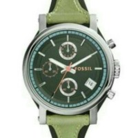 Original Fossil Watch Boyfriend Green ES3905 - Jam Tangan Fossil