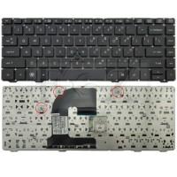 Keyboard HP EliteBook 8460 8460P 8460W 8470P 8470W (TANPA FRAME)