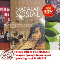 Masalah Sosial dan Upaya Pemecahannya - Soetomo