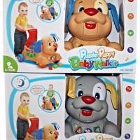 harga PUZZLE PUPPY BABY WALKER 2 IN 1 Tokopedia.com