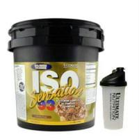 ULTIMATE NUTRITION ISO SENSATION-93 5LBS