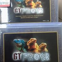 harga Gt Freek Untuk Iguana Dan Bearded Dragon Kemasan 2 Kg Tokopedia.com