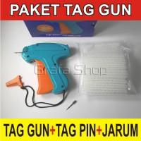 Paket alat tembak tag gun x-trail