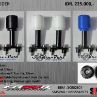 FRAME SLIDER Honda All New CB150R K15G Model C