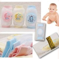BREATHABLE CRAWLING BABY KNEE PROTECTOR / PELINDUNG LUTUT UNTUK BAYI
