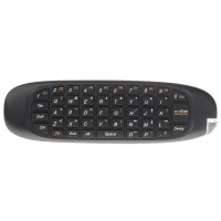 Air Mouse 2.4GHz 3D Motion Stick Android Remote Control - Black