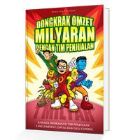 PROMO!! DONGKRAK OMSET MILYARAN DGN TIM PENJUALAN + BONUS EBOOK BANYAK