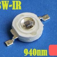 High Power Led 3 watt 940nm INFRA-RED IR Emitter Taiwan EpiSTAR