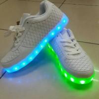 Sepatu Sport Led / Sepatu Nyala / Sport