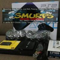 harga Playstation, Ps2 SLIM / PS2 FAT, Hardisk Eksternal 250gb Full Game New Tokopedia.com