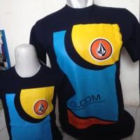 Kaos Couple Anak dan Ayah Branded