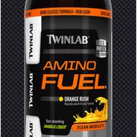 TWINLAB AMINO FUEL LIQUID CONC. (32 OZ)   Pembentukan Masa Otot