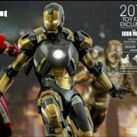 ORIGINAL Hot Toys Iron Man Exclusive Python NEW BOX COKLAT & VERY RARE
