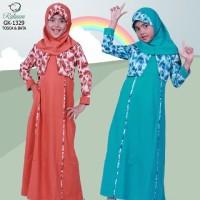 Gamis Anak,Pakaian Anak Perempuan, Baju Muslim Anak, Baju Anak Murah