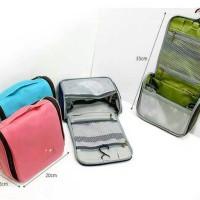 Lynx Toiletries Pouch Toiletry Travel Bag Tas Alat Mandi Korea