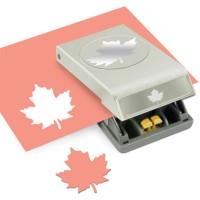 Pembolong Kertas Daun Mapel / Maple Leaf Paper Punch