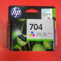 Tinta Printer HP 704 Color Warna Deskjet 2010 dan 2060