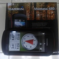 GPS GARMIN MONTANA 680 (081294376475) GARMIN GPS MONTANA 680