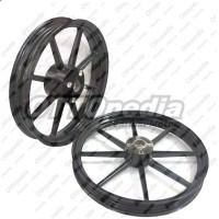 harga Velg Pelek Racing Boy Lebar Palang 8 Jupiter Mx New Double Disc Hitam Tokopedia.com