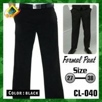 Celana Formal Katun/Celana Panjang Kantor Formal Pria