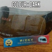 kaca helm visor ink cripton, vector, gm airtech, vog fullface