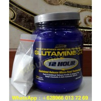PostWorkOut Repacking MHP Glutamine SR 12 Jam Recovery 150G 30 Serving
