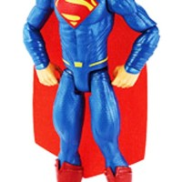 MAINAN FIGURE BATMAN VS SUPERMAN (SUPERMAN) MURAH