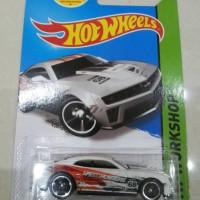 Hot Wheels '12 Camaro ZL1 Concept
