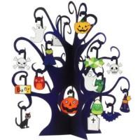 [SeasonToys] Mini Tree Halloween (Ghost Tree) Miniature Papercraft