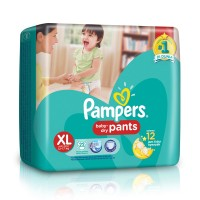 Pampers Baby Dry Pants XL 22