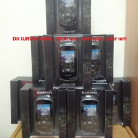 GPS GARMIN OREGON 650/650i / 650 I + Peta Indonesia